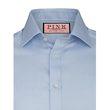 Buy Thomas Pink XL Sleeves Bryant Royal Twill Shirt Online at johnlewis.com