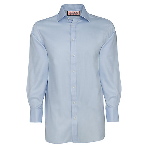Buy Thomas Pink Bryant Royal Twill Shirt Online at johnlewis.com