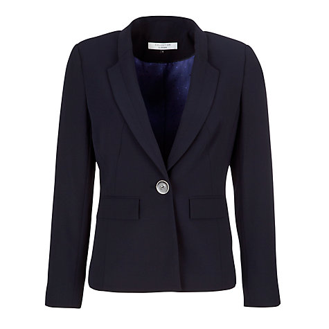 Buy COLLECTION by John Lewis Kate Jacket, Navy Online at johnlewis.com
