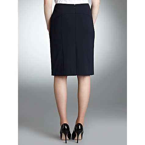 Buy COLLECTION by John Lewis Miranda Skirt, Navy Online at johnlewis.com