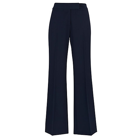 Buy COLLECTION by John Lewis Charlotte Trousers, Navy Online at johnlewis.com