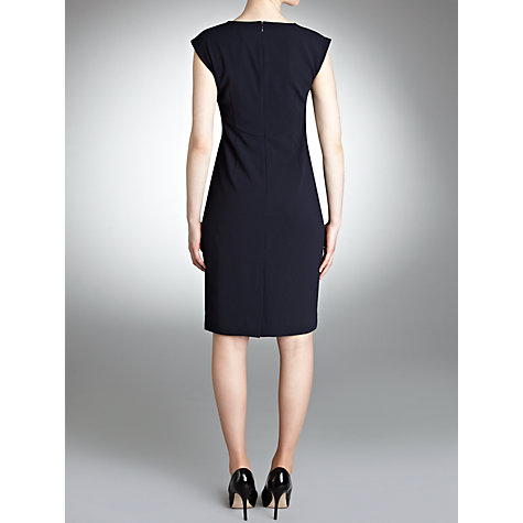 Buy COLLECTION by John Lewis Samantha Dress, Navy Online at johnlewis.com