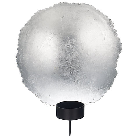 Buy John Lewis Wall Disc Tealight Holder Online at johnlewis.com