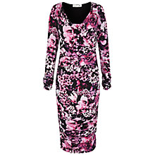 Buy Damsel in a dress Chelsea Printed Dress, Multi Online at johnlewis.com