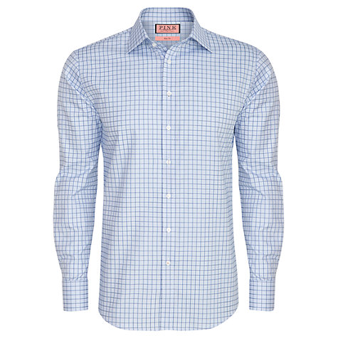 Buy Thomas Pink Fawkes Slim Fit Shirt Online at johnlewis.com