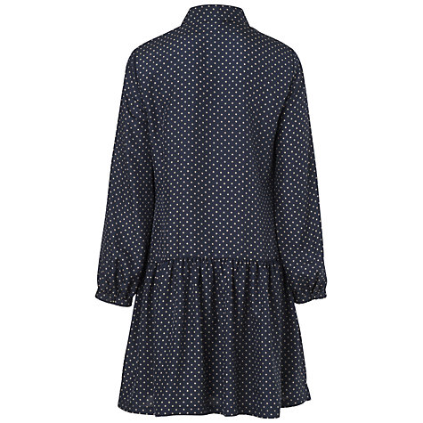 Buy Boutique by Jaeger Billie Spot Dress, Navy Online at johnlewis.com