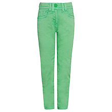 Buy John Lewis Girl Twill Trousers Online at johnlewis.com