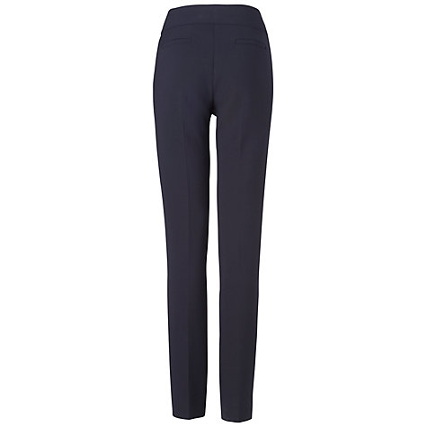 Buy Jaeger Slim Stretch Trousers Online at johnlewis.com