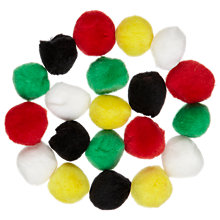 Buy John Lewis Pom Poms Online at johnlewis.com