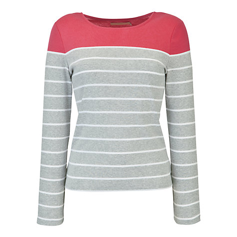Buy John Lewis Colour Block Top Online at johnlewis.com