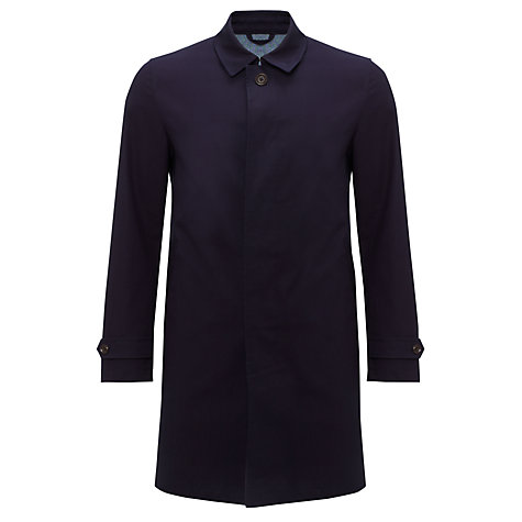 Buy Kin by John Lewis Cotton Bonded Mac Online at johnlewis.com