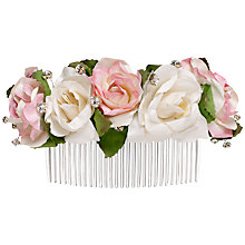 Buy Make Your Own Flower Hair Slide Online at johnlewis.com