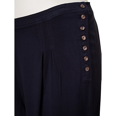 Buy East Harem Trousers, Black Online at johnlewis.com