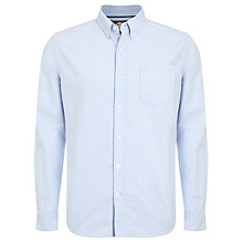 Buy Timberland Clairmont Oxford Plain Shirt Online at johnlewis.com