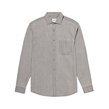Buy Reiss Pask Shirt, Grey Online at johnlewis.com