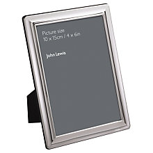 Buy John Lewis Alexander Photo Frame Online at johnlewis.com