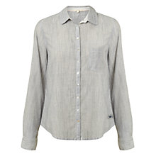 Buy White Stuff Iconic Shirt, Mink Online at johnlewis.com