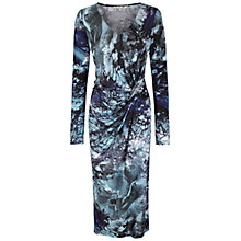 Buy Damsel in a dress Tanzanite Dress, Print Online at johnlewis.com