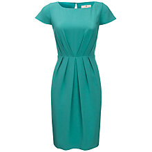 Buy Fenn Wright Manson Petite Garbot Dress, Duck Egg Online at johnlewis.com