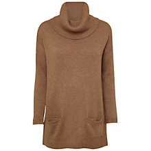 Buy White Stuff Covetable Sweater, Bronze Beach Online at johnlewis.com