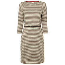 Buy White Stuff Heritage Dress, Dark Mink Online at johnlewis.com