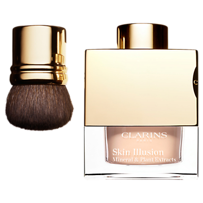 shop for Clarins New Skin Illusion Loose Powder Foundation at Shopo