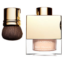 Buy Clarins New Skin Illusion Loose Powder Foundation Online at johnlewis.com