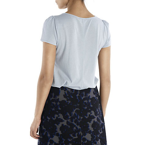 Buy Jigsaw Side Bow Top Online at johnlewis.com
