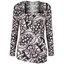 Buy Damsel in a dress Smoke Screen Top, Multi Online at johnlewis.com
