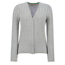Buy John Lewis Graduated Ribbed Cardigan Online at johnlewis.com