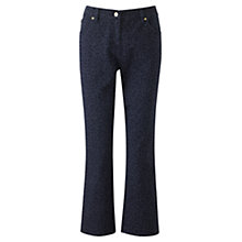 Buy CC Petite Animal Print Jeans, Navy Online at johnlewis.com