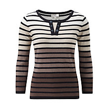 Buy CC Multistripe Jumper, Multi Online at johnlewis.com