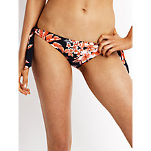 Buy Seafolly Tropical Beat Hipster Bikini Briefs, Multi Online at johnlewis.com