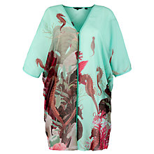 Buy Ted Baker Shilo Cover Up, Mint Online at johnlewis.com