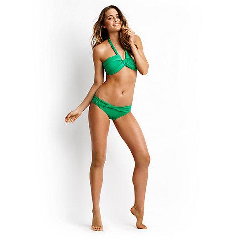 Buy Seafolly Goddess Twist Hipster Bikini Briefs Online at johnlewis.com