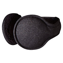 Buy Barts Canvas Earmuffs Online at johnlewis.com