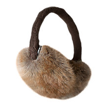 Buy Barts Faux Fur Ear Muffs Online at johnlewis.com