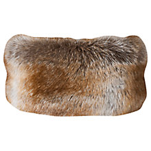 Buy Barts Faux Fur Headband Online at johnlewis.com