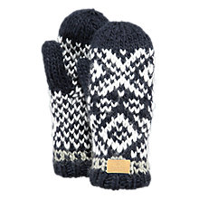 Buy Barts Log Cabin Mittens Online at johnlewis.com