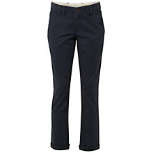 Buy White Stuff Going Dotty Trousers, Regular Length, Autumn Sky Online at johnlewis.com
