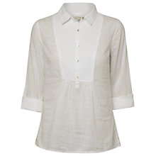 Buy White Stuff Cosmopolitan Shirt, White Online at johnlewis.com