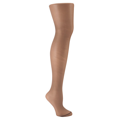 Buy John Lewis 15 Denier Sheer Look Tights, Pack of 3 Online at johnlewis.com