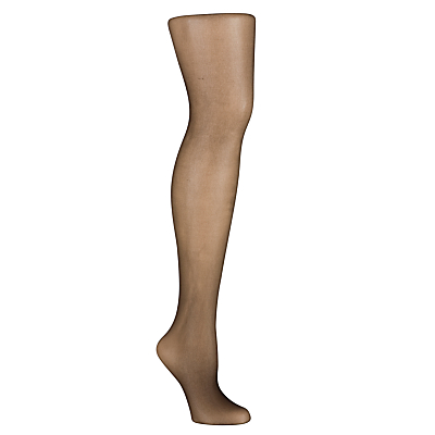 John Lewis 15 Denier Ladder Resistant Tights, Pack of 3