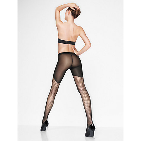 Buy Wolford 18921 Neptune Tights Online at johnlewis.com