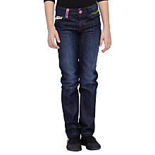 Buy Desigual Nariz Jeans, Blue Online at johnlewis.com