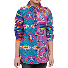 Buy Desigual Gitaro Shirt, Multi Online at johnlewis.com
