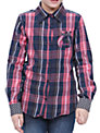 Desigual Pato Shirt, Red