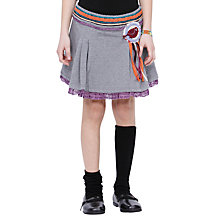 Buy Desigual Amparo Skirt, Grey Online at johnlewis.com