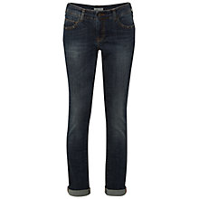 Buy White Stuff Abigail Jeans, Long Length, Denim Blue Online at johnlewis.com