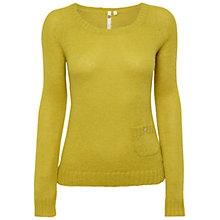 Buy White Stuff St Isaac Jumper, Yellow Sponge Online at johnlewis.com